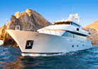 Relax in the sun, swim and pamper yourself with a private yacht charter in Cabo san lucas los cabos boats