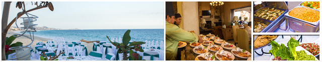 Catering Cabo San Lucas, Personal chef service