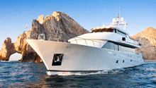 120' Mega Yacht Charters Cabo