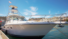48' Tiara Yacht Charter in cabo