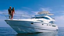 60' Fairline Yacht Cabo